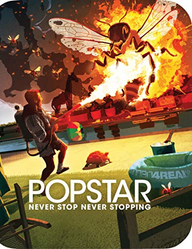 Blu-ray : Popstar: Never Stop Never Stopping