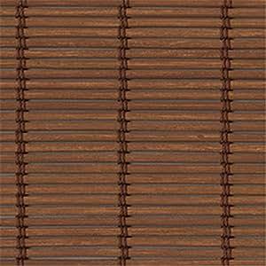 Bali shades blinds sliding panels woven wood material framework saddle t0726 - Woven wood wall panels ...