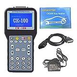 2016 Car Key Programmer CK100 Auto Key Programmer Immobilizer V46.02 Newest Generation SBB Key Programmer No Token Limited Best Quality (CK100 Auto Key Programmer V99.99)