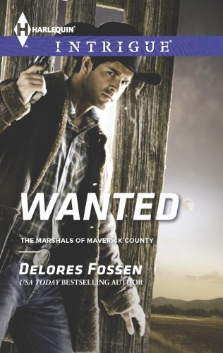 Image of Wanted (The Marshals of Maverick County Book 6)