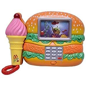 Wonder Shoppe Wonder Shoppe Hamburger Phone