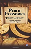 img - for Public Economics: Theory and Policy: Essays in Honor of Amaresh Bagchi book / textbook / text book