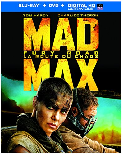 Mad Max: Fury Road [Blu-ray + Digital Copy] (Bilingual)