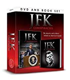 The JFK Conspiracies DVD/Book Gift Set