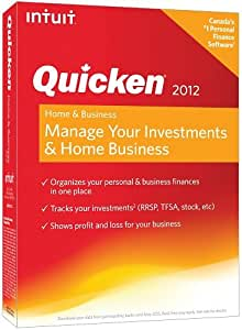 Quicken Home & Business 2012 Win