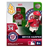 Bryce Harper MLB Washington Nationals Oyo Series 3 Minifigure