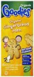 Organix Goodies Organic Gingerbread Men 135g (Pack of 6)