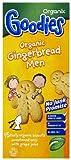 Organix Goodies Organic Gingerbread Men 135g (Pack of 6)