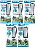 Hagen 15-Pack Marina Slim Aquarium Water Filter with Carbon Plus Ceramic Cartridge