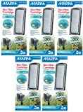 Hagen 15-Pack Marina Slim Aquarium Water Filter with Carbon Plus Ceramic Cartridge