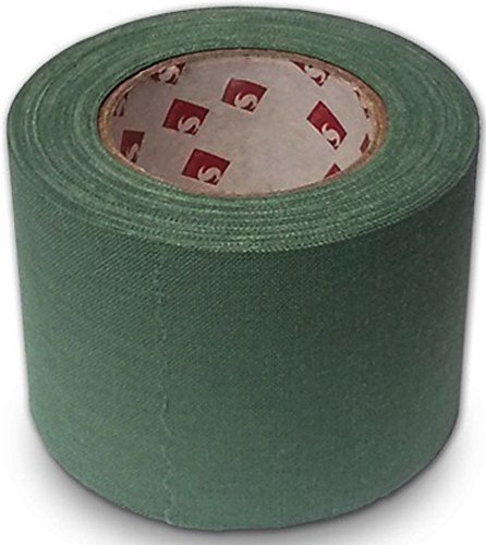 Olive Green Fabric Tape for Webbing Repair 5cm x 10m Scapa Genuine British Army Issue Sniper Tape