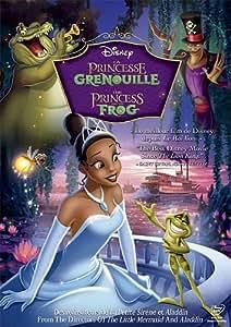 La Princesse at la Grenouille / The Princess and the Frog (Bilingual)