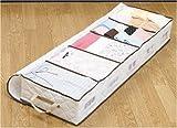 キルティング加工ベッド下仕分保存袋1枚