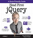 img - for Head First jQuery (Brain-Friendly Guides) book / textbook / text book