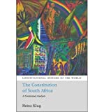 img - for [(The Constitution of South Africa: A Contextual Analysis )] [Author: Heinz J. Klug] [Jul-2010] book / textbook / text book