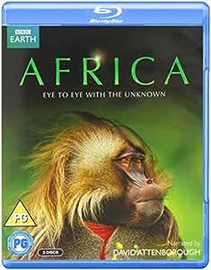 Africa [Blu-ray] [Import anglais]