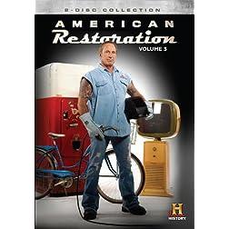 American Restoration Volume 3