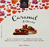 Dolfin Salted Butter Caramels in Milk Chocolate with Wild Berries 200 g