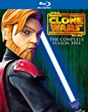 [Blu-ray] Star Wars: Clone Wars 〈 Fifth Season 〉 Complete Box [The First Limited Production]