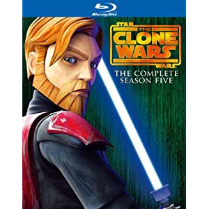 クローン・ウォーズ フィフス・シーズン コンプリート・ボックス (2枚組)(初回限定生産)Blu-ray