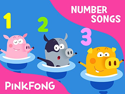 Pinkfong! Number Songs