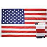 American Flag - 3 x 5 Polyester Flag For Outdoor or Indoor Use