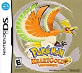 DS Pokemon HeartGold Game Only (No Pokewalker)