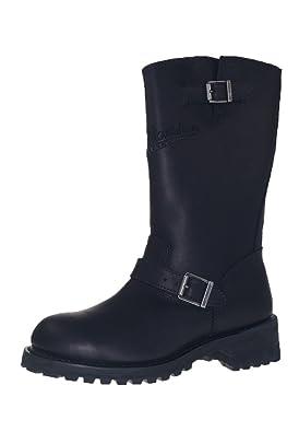 Harley Davidson biker boots biker boots Trail Boss Black Noir D91417
