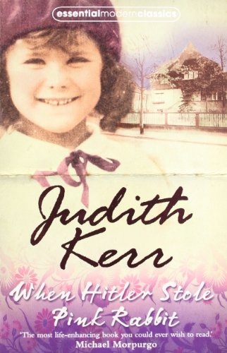 When Hitler Stole Pink Rabbit (Essential Modern Classics) von Judith Kerr - 51XvcCec51L