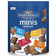 Ghirardelli Assorted Mini Squares Pou…