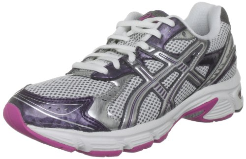 ASICS Women's Gel Blackhawk White/Lightning/Purple