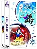 Blanche Neige et les sept nains + La reine des neiges