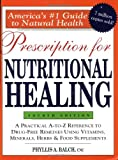 Image of Prescription for Nutritional Healing, 4th Edition