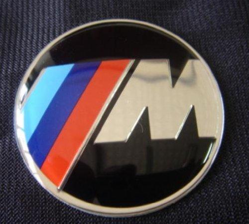 BMW M Logo Steering Wheel Emblem 45mm (B004KCK2KM
