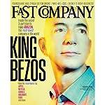 Audible Fast Company, September 2013 | Fast Company