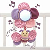 Little Bird Told Me - Billowy Butterfly - Musical Pull Toy