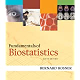 Fundamentals of Biostatistics (with CD-ROM) ~ Bernard Rosner