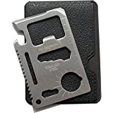 Guardman 11 in 1 Beer Opener Survival Card Tool Fits Perfect in Your Wallet (1)