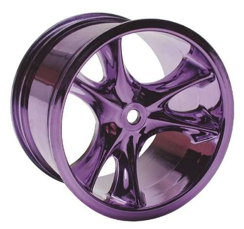 RPM Monster Clawz Wheels, Purple - 1