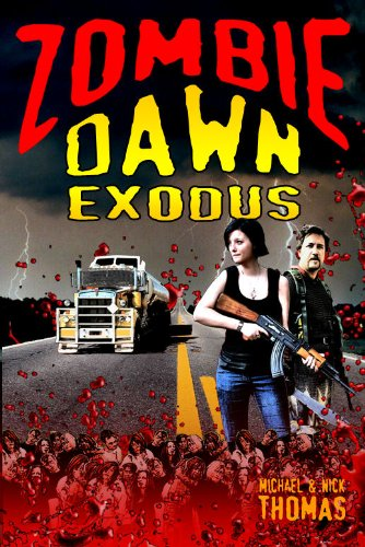Zombie Dawn Exodus cover