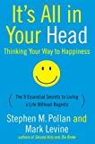 It's All in Your Head: Thinking Your Way to Happiness (0060760001) by Pollan, Stephen M.