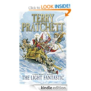 The Light Fantastic: (Discworld Novel 2) (Discworld Novels) Terry Pratchett