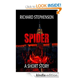 Spider: A Short Story - Richard Stephenson