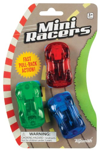 Toysmith Mini Racers Playset