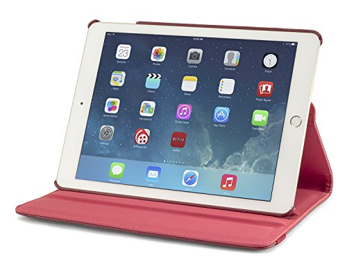 devicewear-detour-360-rotating-red-vegan-leather-case-for-the-ipad-air-2-case-with-auto-on-off