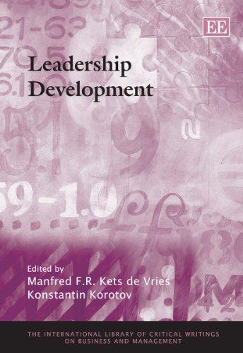 Leadership Development (The International Library