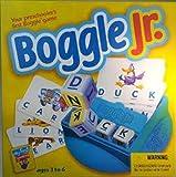 Boggle Jr. Your Preschooler's First Boggle Game (1998)