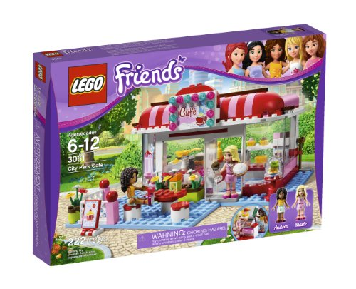 51Xvyf%2BW0PL LEGO Friends City Park Cafe 3061