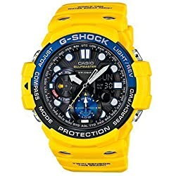Casio G-Shock Smoke Dial Resin Digital Chrono Quartz Men's Watch GN1000-9ADR