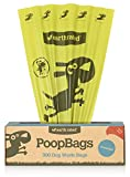 300-Count Earth Rated® Unscented Dog Waste Bags for Pantries and Outdoor Waste Stations (Single Roll, not on Small Rolls)